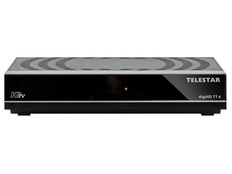 telestar hdtv dvb t2 hd receiver telestar digihd tt4 hevc. Black Bedroom Furniture Sets. Home Design Ideas
