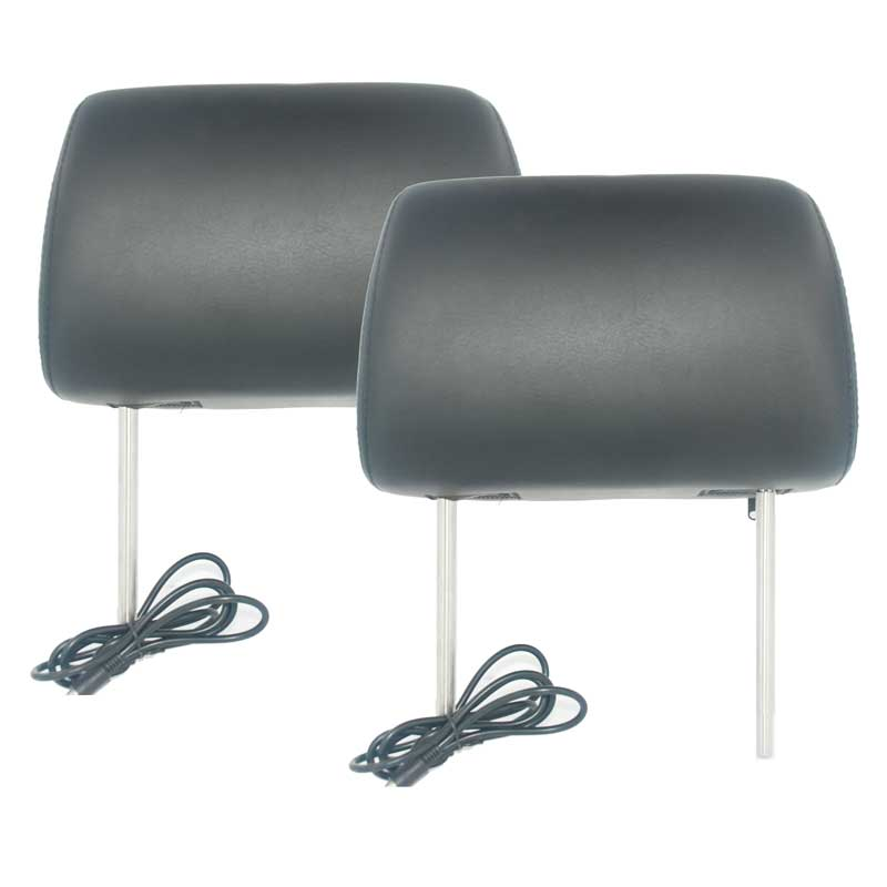 7 inch headrest monitor with pillow bag LED backlight cover zipper 8 -