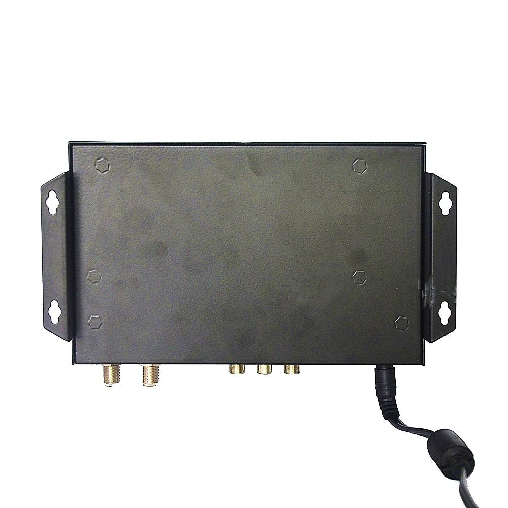 ISDB-T modulator encoder Digital HDMI CVBS in DVB-T ISDB-T RF out Converter 1 Route 3 -