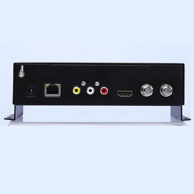ISDB-T modulator encoder