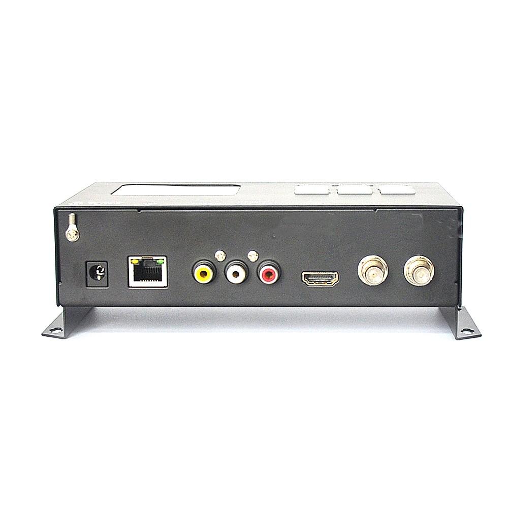 dvb-t modulator encoder